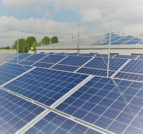 Słoneczna energia od EL-PUKA