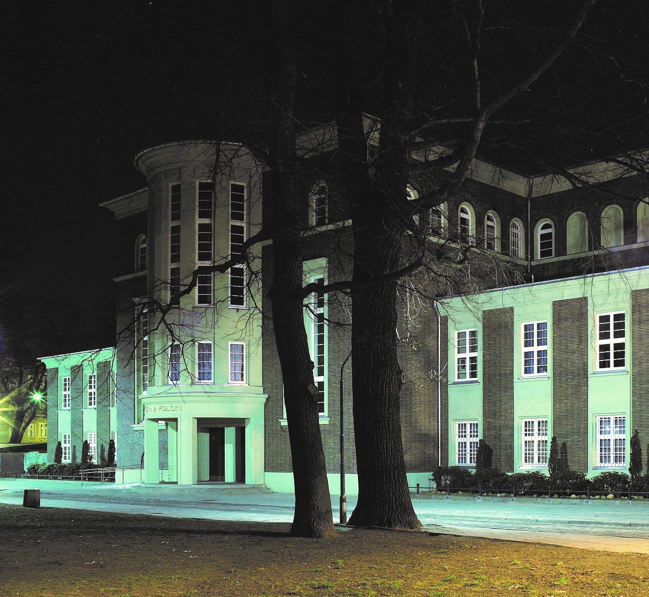 Teatr Polski w Szczecinie z naszymi trasami kablowymi
